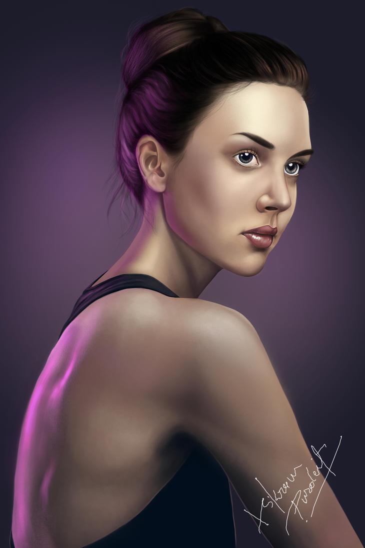 Portrait by V9921