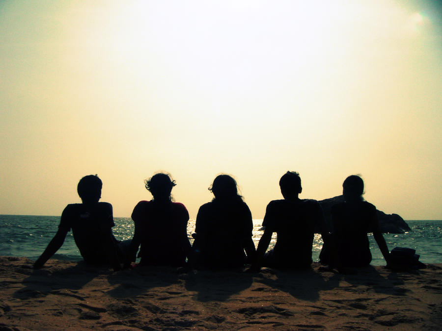 When old friends met. by TwinkleTinytot