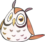 Little Pudgy Owl