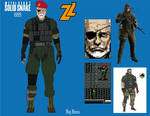 Big Boss//MG2:Solid Snake