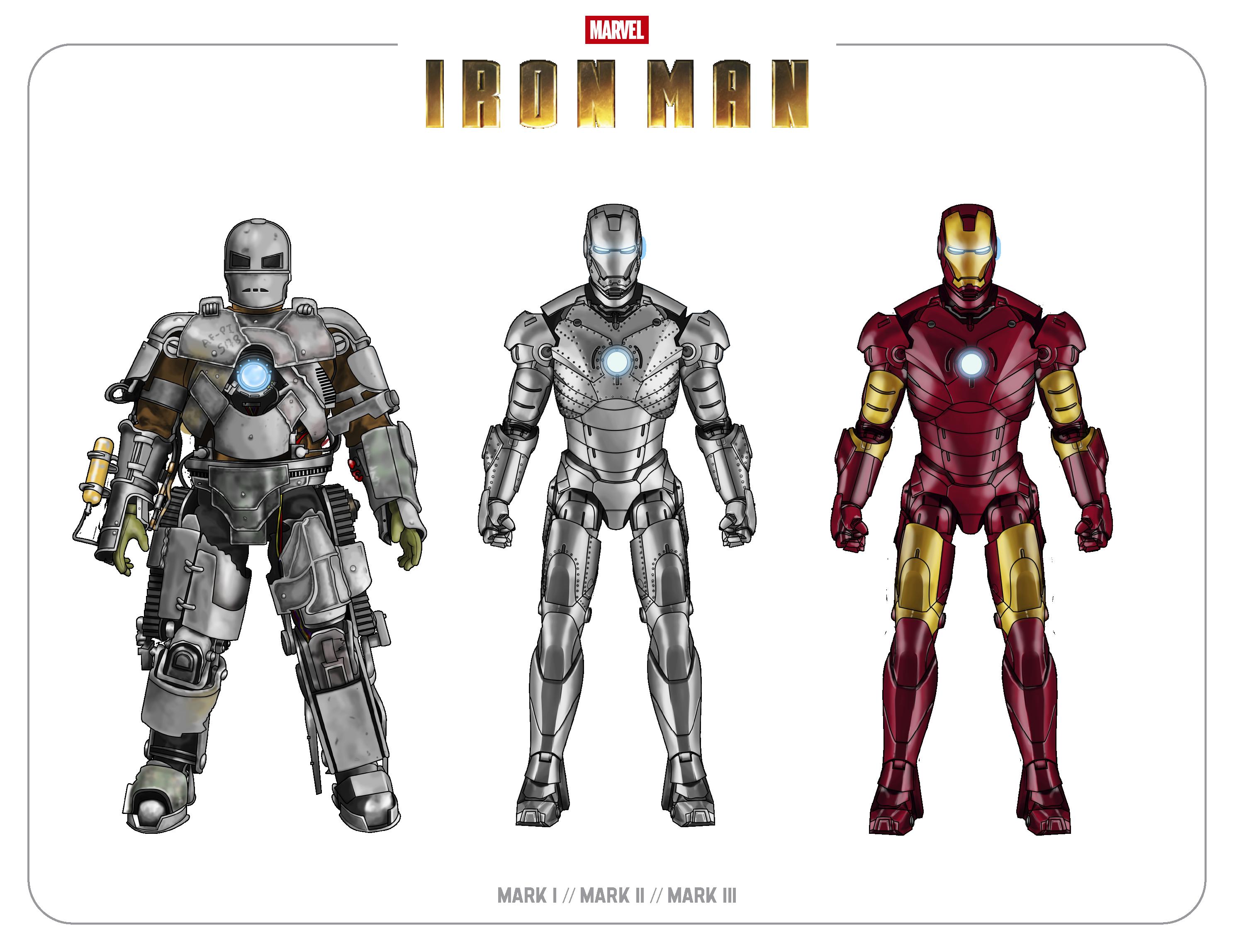 Iron Man 2008 By Efrajoey1 On Deviantart