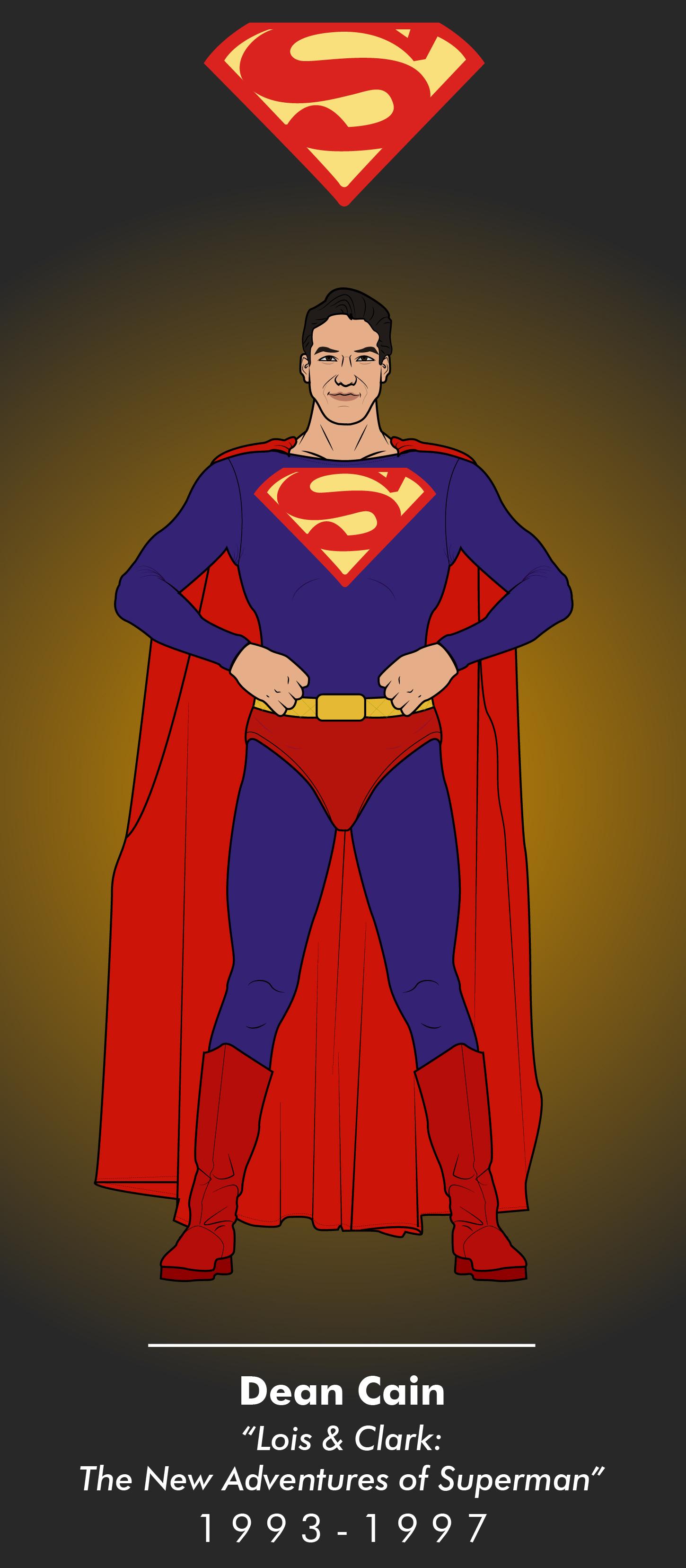 Superman (1993-1997) by efrajoey1 on DeviantArt
