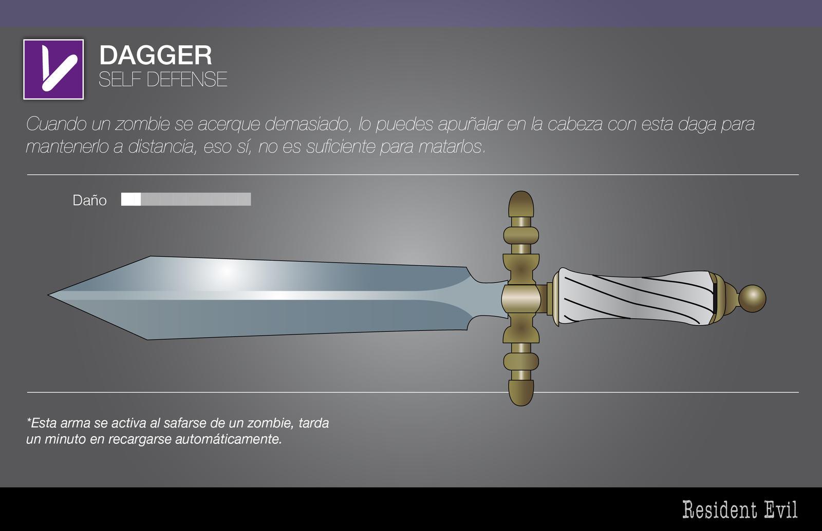 Dagger by efrajoey1