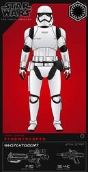 First Order Stormtrooper by efrajoey1