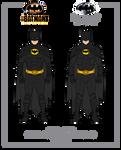 Burton's Batman (1989-1992)