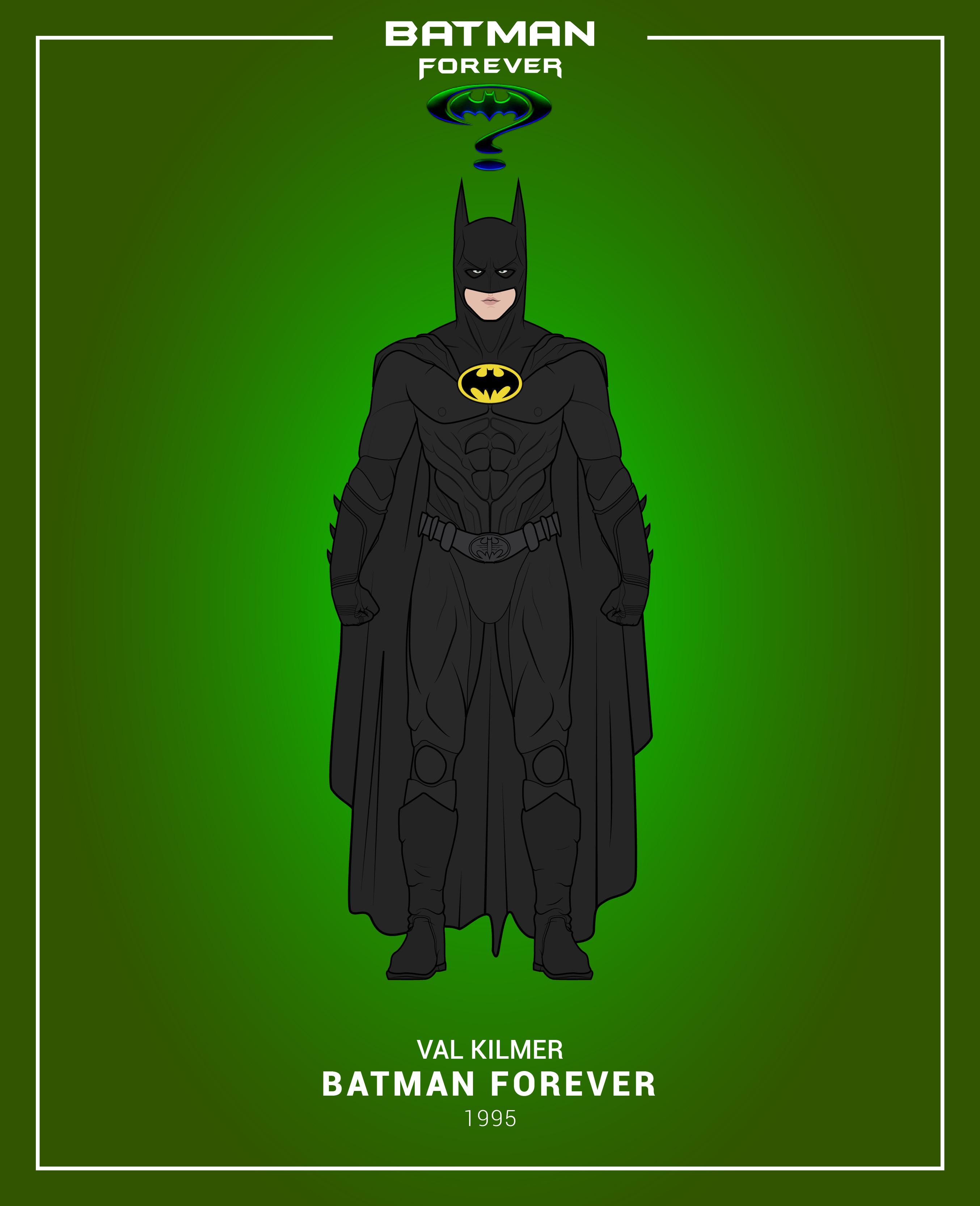 Batman Forever 1995 By Efrajoey1 On Deviantart