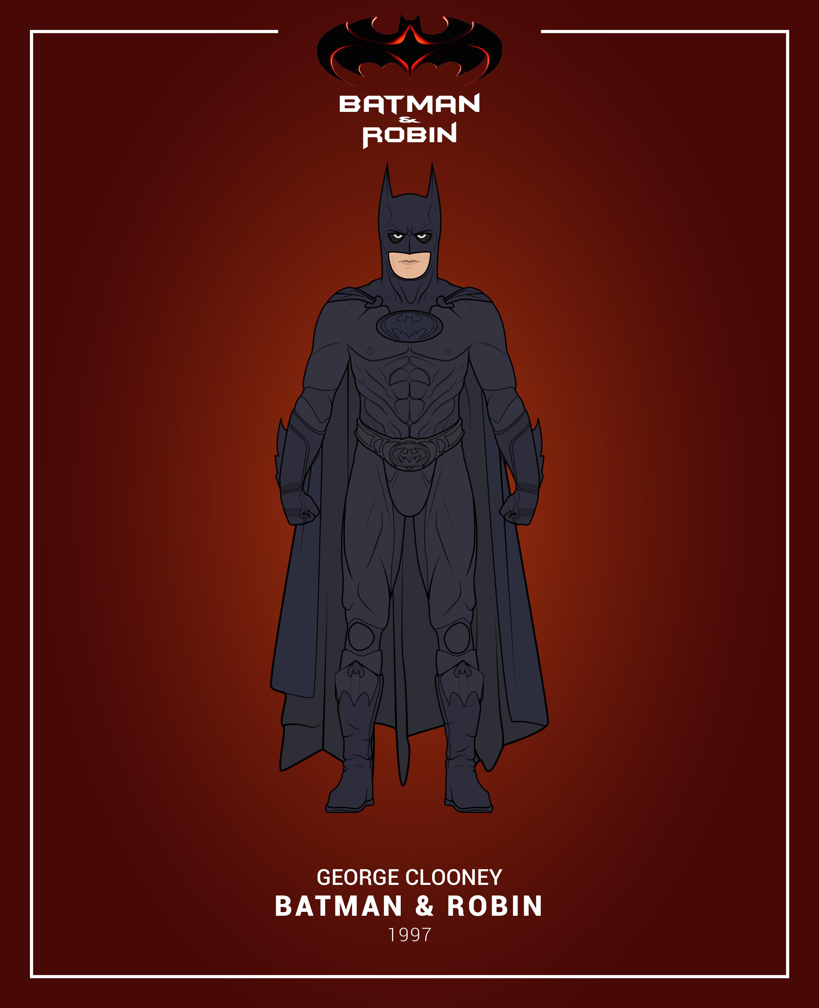 Batman And Robin 1997 By Efrajoey1 On Deviantart