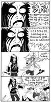 For You Satan 51 by satanen