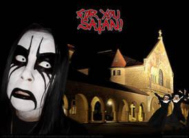 For You Satan - Nun of your Business! by satanen