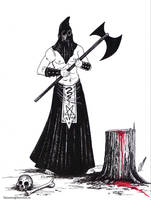 The Executioner by satanen