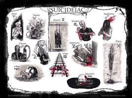 SUICIDEIAC by satanen
