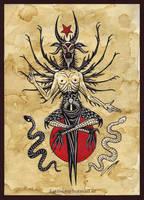 Umbra Luciferi by satanen