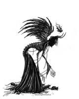 Plague Angel by satanen