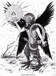 Pazuzu The Bearer of Storms