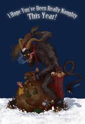 Merry Krampus by satanen