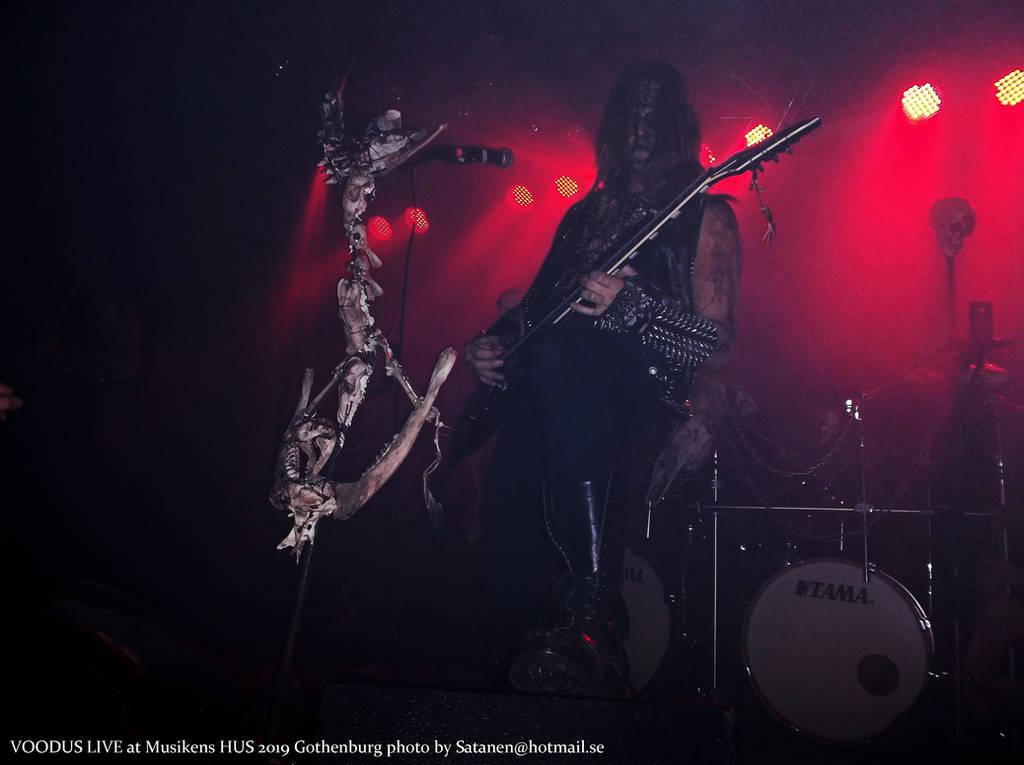 VOODUS LIVE 2019 by satanen