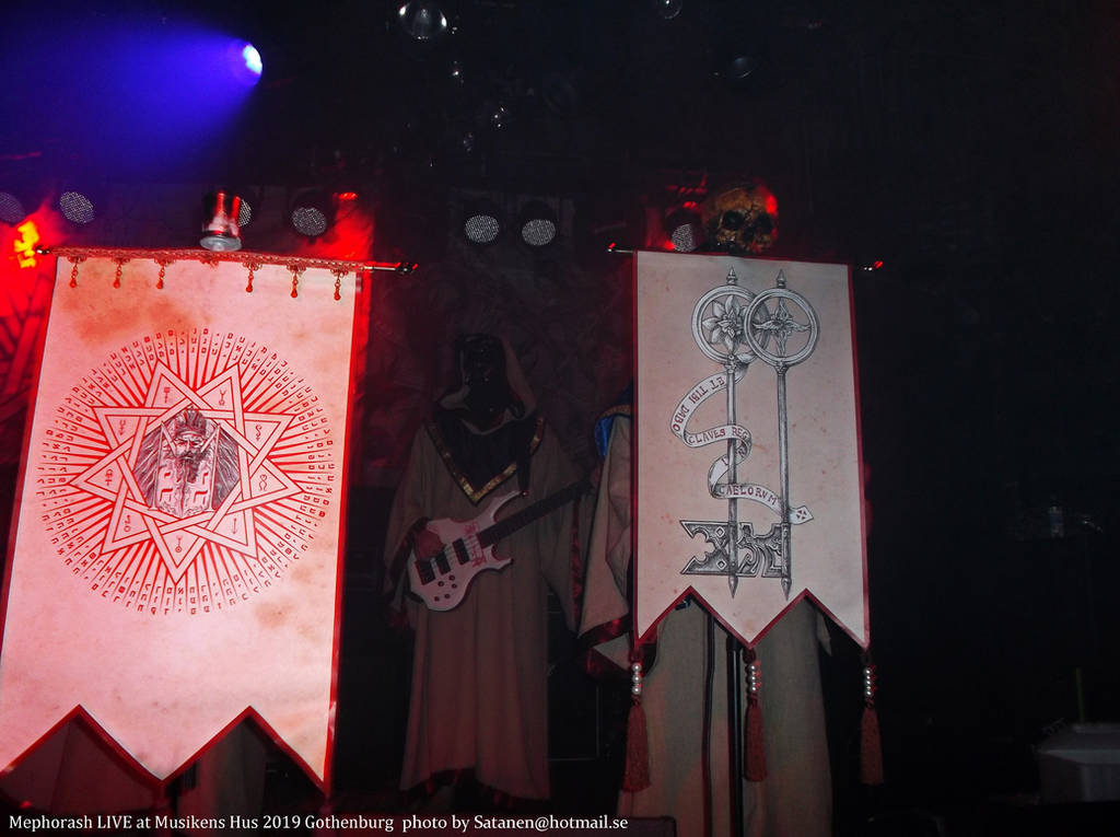 Mephorash LIVE part 1 by satanen