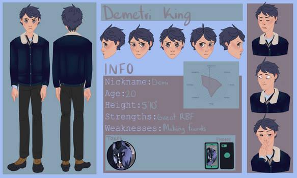 Demetri Ref