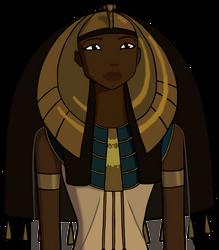 Queen Tuya by DarkestDragonKing