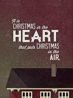 Christmas Card 2011 by chirmer