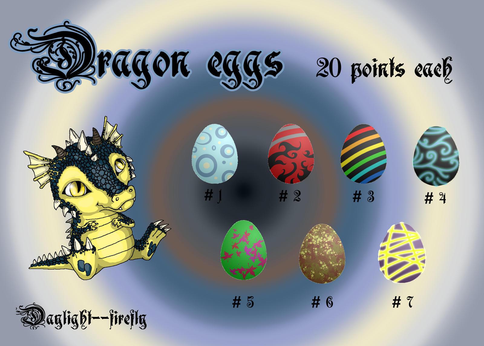 Firefly eggs - photo#20