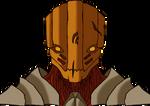 Atlas, WARFORGED Character
