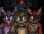 FNAF (In The Dark)