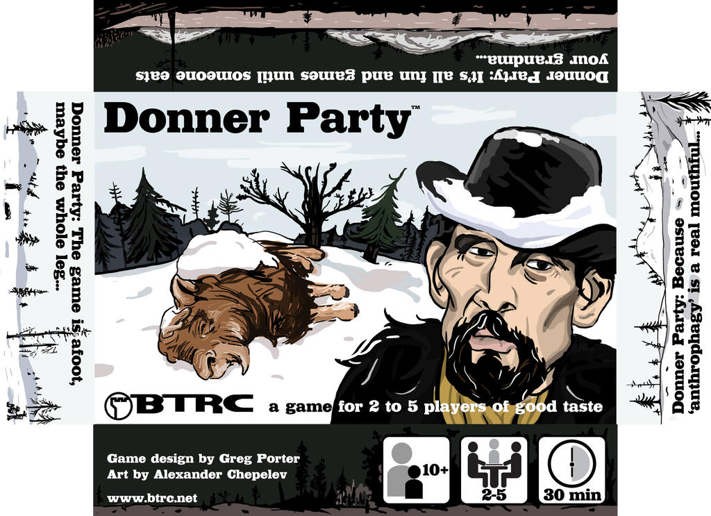 donner party What the donner party ate in the final days learn what the donner party ate in the final days in this article.