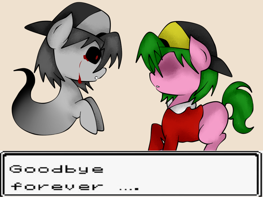 Goodbye forever.pony by Noki-San