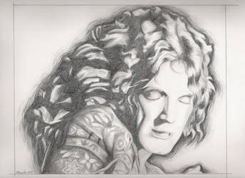 Robert Plant by thisartdrowns