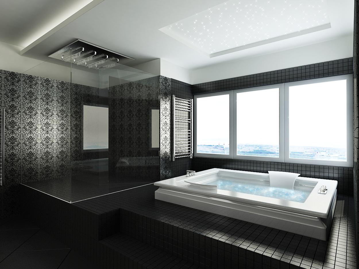 Villa Bathroom By Vrlosilepa On Deviantart