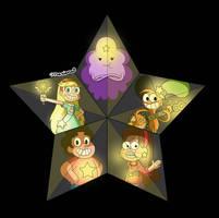 Stars by FairyArtists