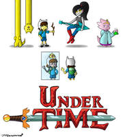 Under Time by FairyArtists