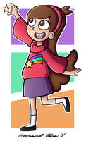 Mabel's Star by FairyArtists