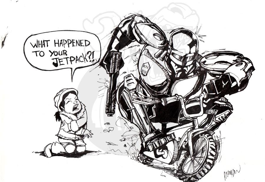 RoboGank by mikethewolf
