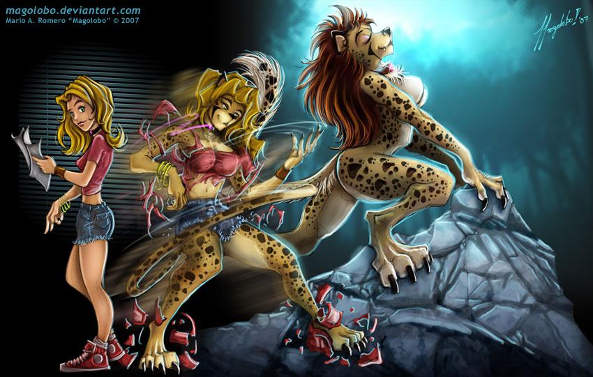 ... centaur transformation male to female female centaur tg transformation