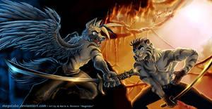 TempestOmega vs Tommah by Magolobo