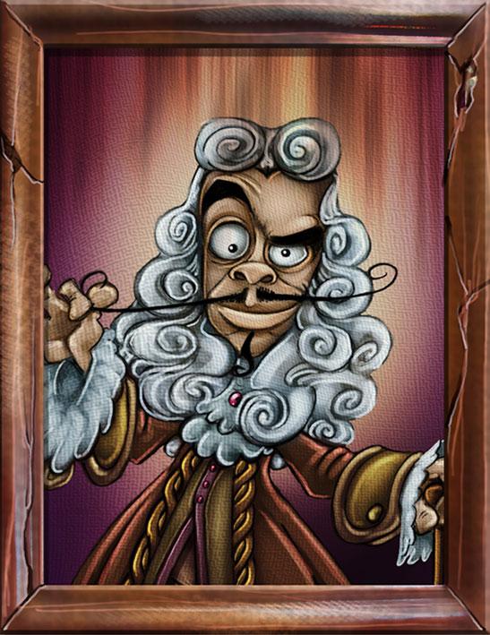 El Personaje misterioso... by Magolobo