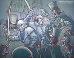 Zombies del Bicentenario