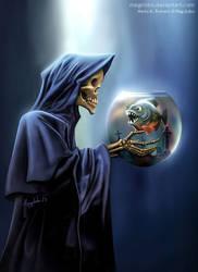 A la Muerte con una Sonrisa