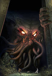 The Call of Cthulhu by Magolobo