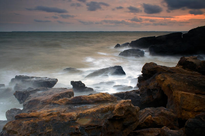 ocean stone by hilmanfajar