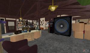 Doc Brown's Garage for XNALARA
