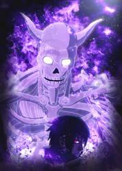 Tempestuous God of Valour - [Sasuke Version] by ChromeFalcon