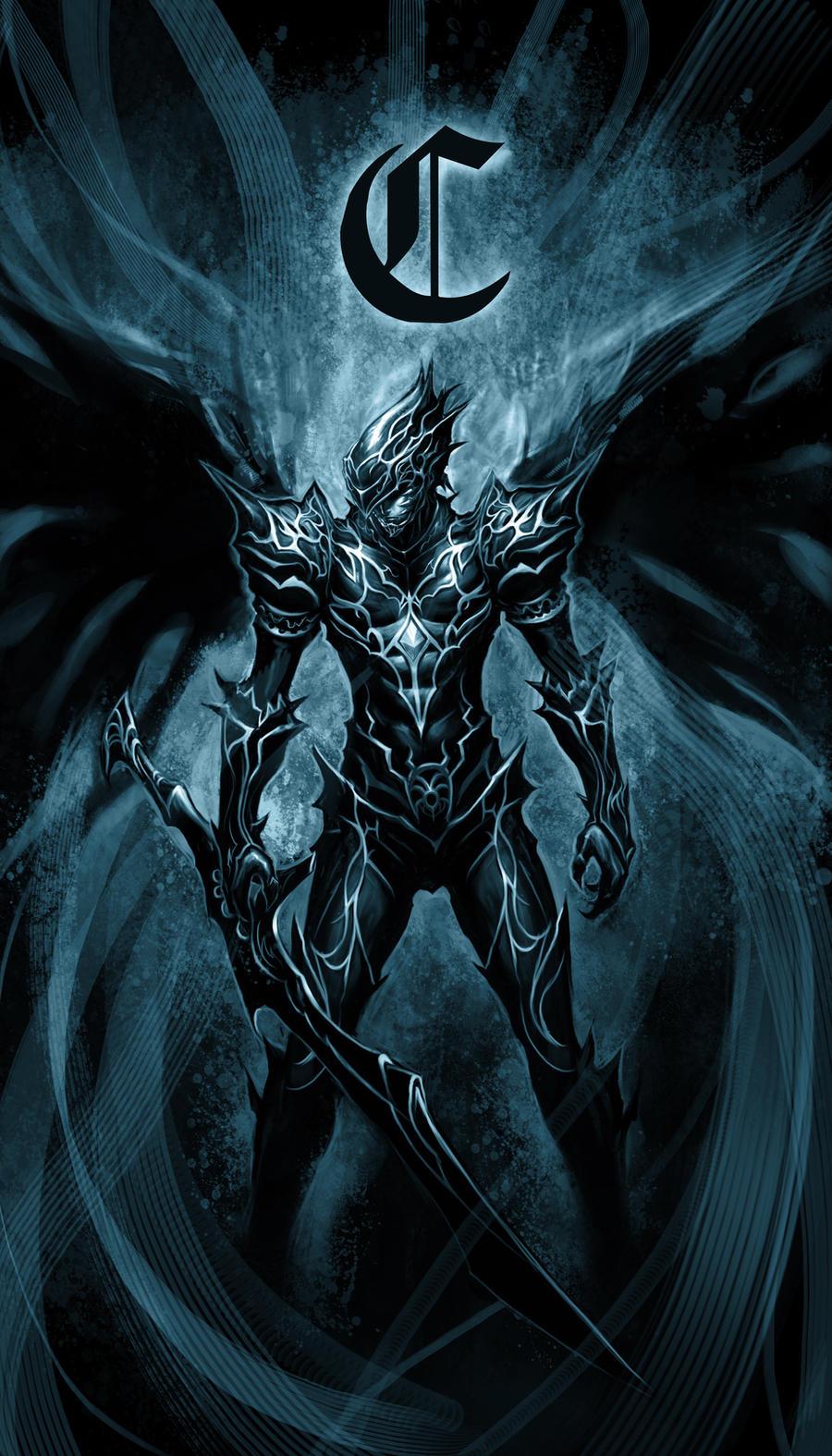 dark knight by chrisnfy85
