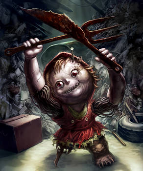 MDZ_Carnivorous doll