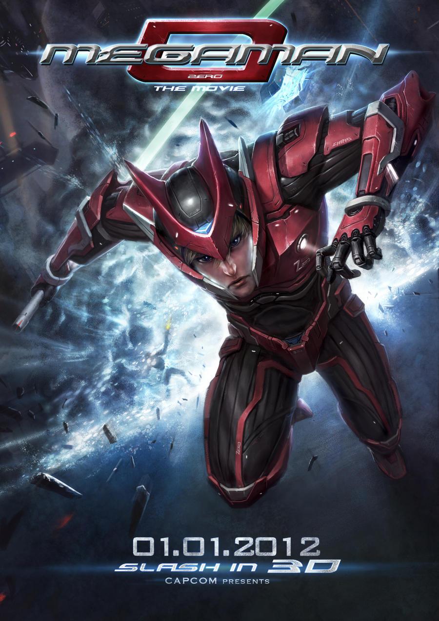 Megaman Zero_The movie by chrisnfy85