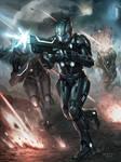Applibot_Galaxy Saga_Commander