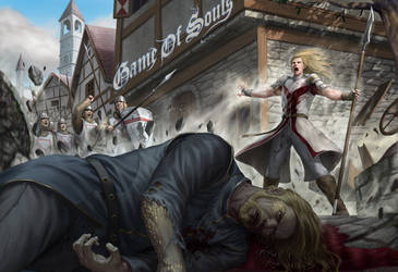 Game of Souls by chrisnfy85