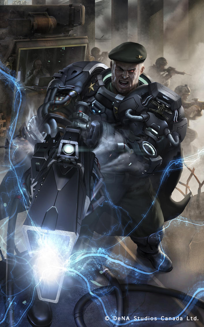 lawman SR Male Guy Barrett Evolved by chrisnfy85